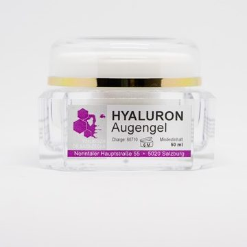 Hyaluron-Augengel