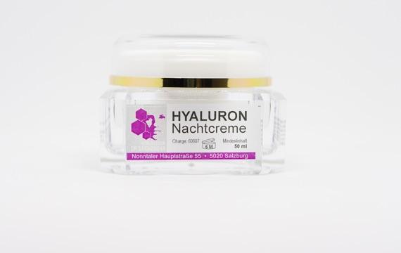 Hyaluron Nachtcreme