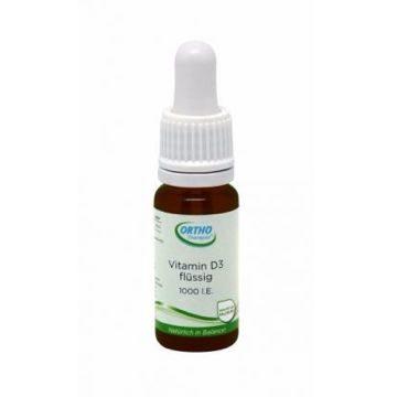 Vitamin D3 flüssig – 1000 I.E.