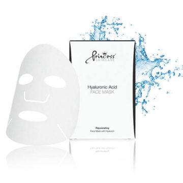 Gesichtsmaske mit Hyaluron