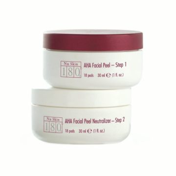 180° AHA Facial Peel & Neutralizer